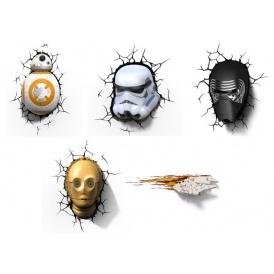 Star Wars 3D Lights £19.99 Delivered