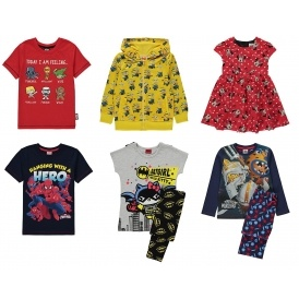 Clothing Sale Preview NOW ON @ Asda George