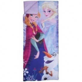 Frozen Crystal Sleeping Bag £5.99 @ Argos