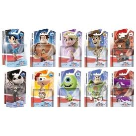 Disney Infinity 1.0 Figures 3 for 2