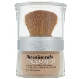 L'Oreal Minerals Foundation 2 For £12