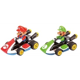 Mario Kart 8 Pull & Speed Twin Pack £2.24