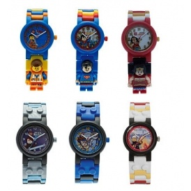 LEGO Watches From £8.33 @ Tesco Direct