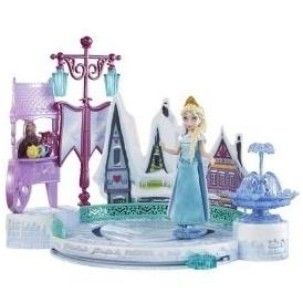 Frozen Rink & Elsa Doll £7.50 @ Tesco Direct