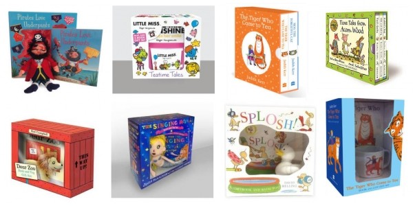 Children's Book Gift Sets From £3 @ Tesco Direct