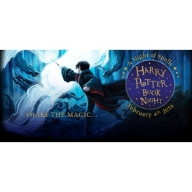 Harry Potter Book Night February 4th