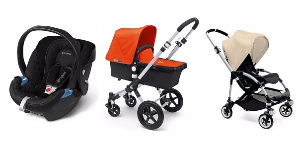 FREE Cybex Aton Car Seat When You Buy A Bugaboo Pushchair @ Mothercare