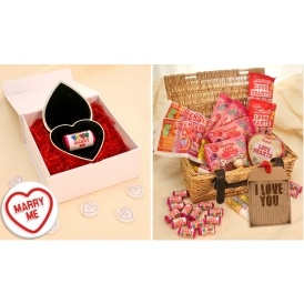 Love Hearts Valentines Gifts From £12.99