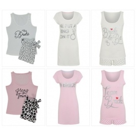 NEW Bride & Hen Party Clothing @ Asda George