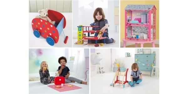 Reductions On Wooden Toys @ Asda George