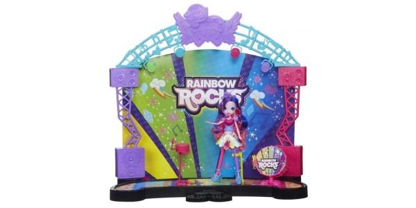 My Little Pony Equestria Girls Rainbow Rocks Mane Event Stage £10 (was £44.99) @ Amazon