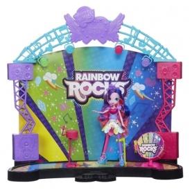 Equestria Girls Rainbow Rocks Stage £10