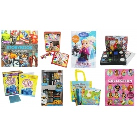 3 for £10 On Kids Books, Toys & Games