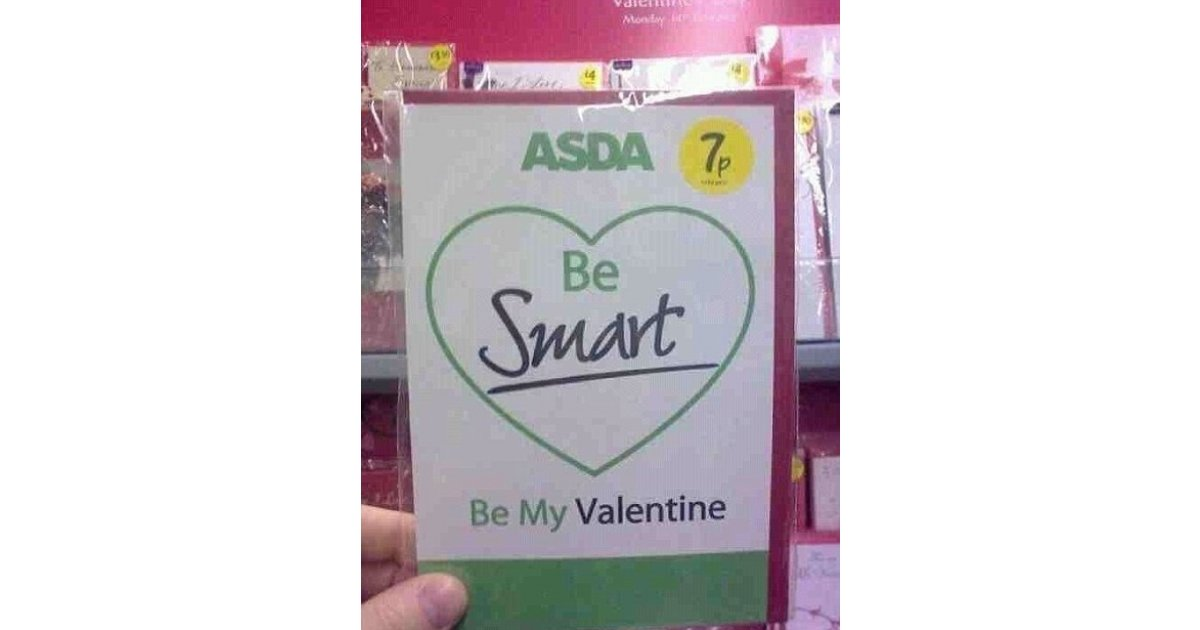 The 7p Valentine S Day Card