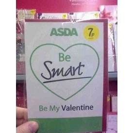 The 7p Valentine's Day Card