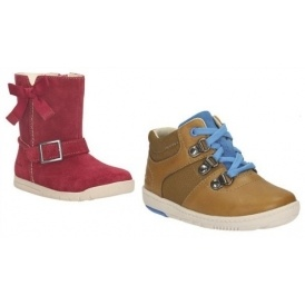 Up To 50% Off Boots @ Clarks