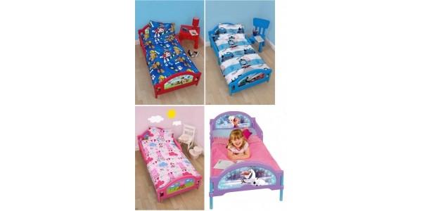Toddler Beds £49.99 (using code) @ Smyths Toys