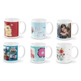 Photo Mugs From £2.99 @ Snapfish