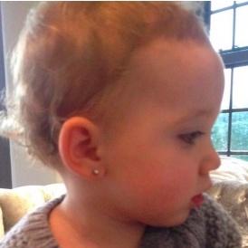 Katie Price's Baby Bunny Has Ears Pierced