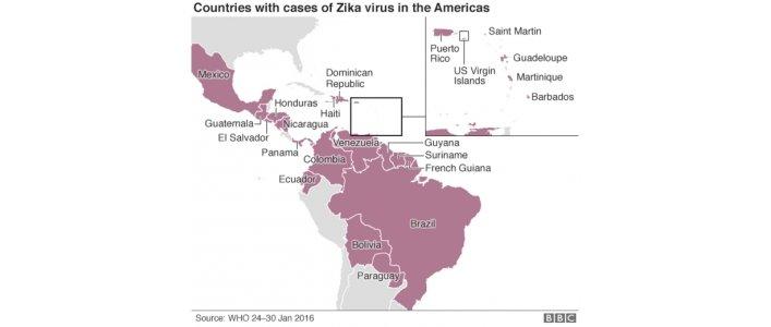 Zika Virus Travel Warning For Pregnant Women