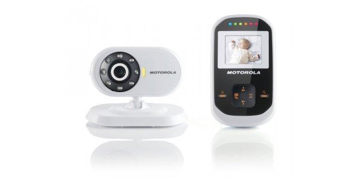 motorola mbp18 digital video baby monitor delivered amazon. Black Bedroom Furniture Sets. Home Design Ideas