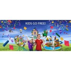Kids Go Free @ Legoland