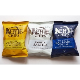 Kettle Chips Recalled