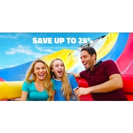 Early Bird Special Offers @ Thorpe Park