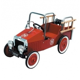 Great Gizmos Fire Engine Ride On £78.13