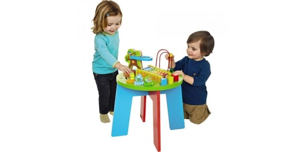 Universe Of Imagination Playground Activity Table £14.91 Delivered @ Toys R Us