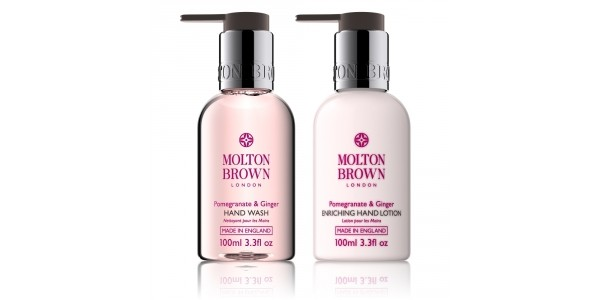 Valentine's Day Gifts: Under £20 Delivered & Gift Wrapped Plus FREE Sample @ Molton Brown