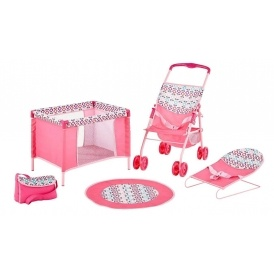 Small Wonders 4-in-1 Play Set £12.50 @ Very