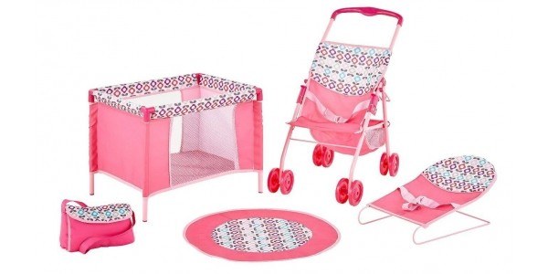 Small Wonders 4-in-1 Play and Care Set £12.50 @ Very
