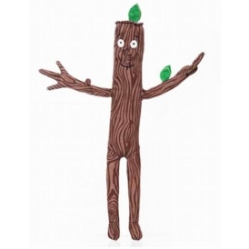 Stick Man Soft Toy On Pre-Order £7.99