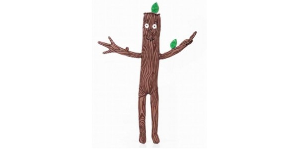 Stick Man Soft Toy £7.99 On Pre-Order @ The Gruffalo Shop