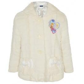 Disney Frozen Faux Fur Coat £3