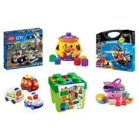 3 for 2 on Selected Toys @ Boots