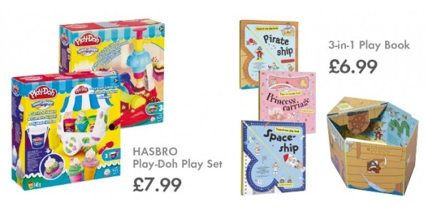 Kids' Corner Special Offers @ Lidl From 11th February