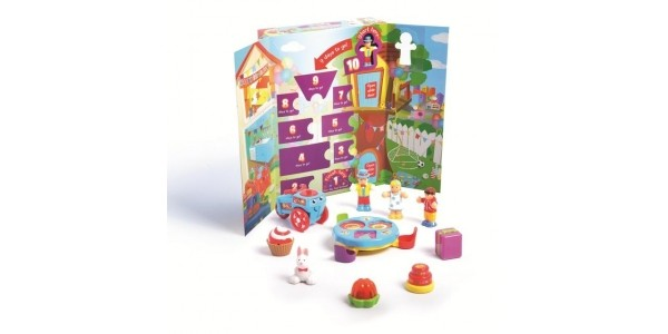WOW Toys Birthday Countdown Calendar £5 Delivered @ Jojo Maman Bebe