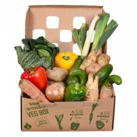 Wonky Veg Boxes Now Available @ ASDA