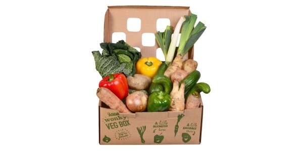 Wonky Veg Boxes Now Available In Selected ASDA Stores
