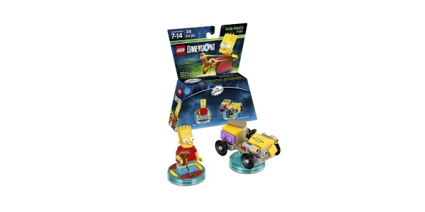 Selected LEGO Dimensions Packs £9.99 @ Base.com