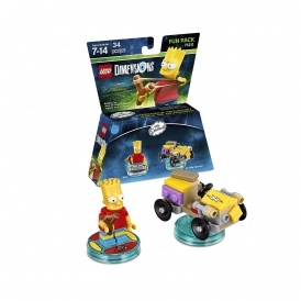 Selected LEGO Dimensions Packs £9.99