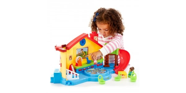 Fisher Price Little People Musical Preschool Play Set £14.99 @ The Entertainer
