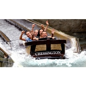FREE Tickets To Chessington With The Sun