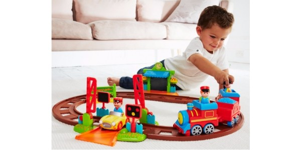ELC HappyLand Country Train Set £20 Delivered @ Amazon