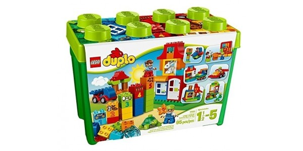 Lego Duplo 10580 Deluxe Box Of Fun Now Just £25.43 Delivered @ Amazon