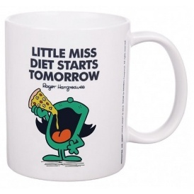 Little Miss Diet Starts Tomorrow Mug £6.99