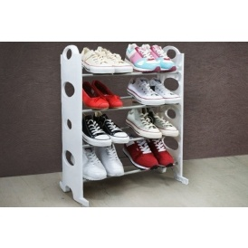 Free Standing Shoe Rack £6.49 Delivered