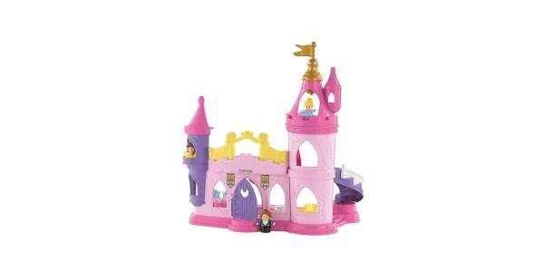 Fisher Price Little People Disney Princess Musical Dancing Palace £33 @ Very